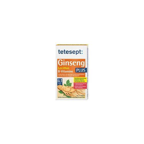 Merz Consumer Care GmbH TETESEPT Ginseng 330 plus Lecithin+B-Vitamine Tab. 30 St