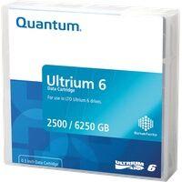 QUANTUM LTO6 - LTO ULTRIUM 6 Band, 2,5TB (6,25TB), Quantum