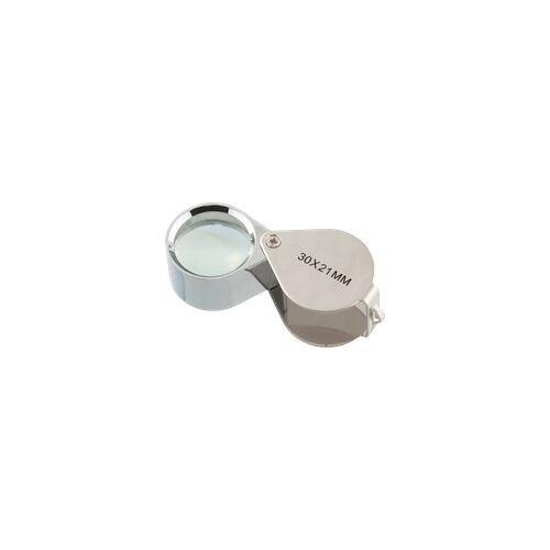Kasper & Richter KR 441020 - Einschlaglupe, Juwelierlupe 30 X 21