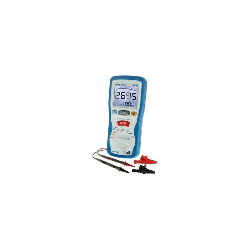 PEAKTECH 2695-2 - Isolationsmessgerät, Digital-Multimeter