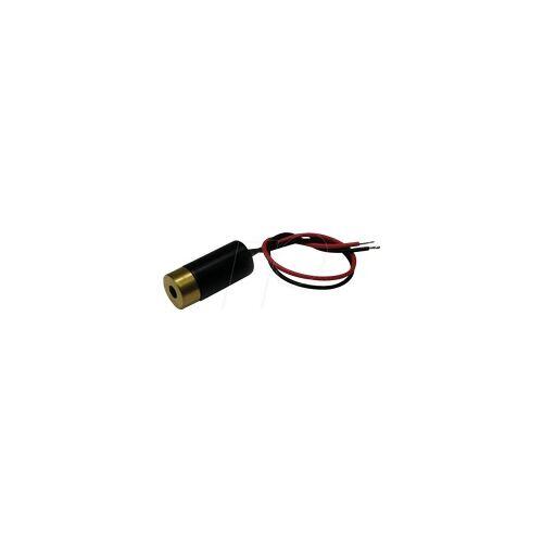 Picotronic PICO 70105780 - Kreuzlaser, rot, 45, 650 nm, 12 VDC, 10x22 mm, Klasse 1