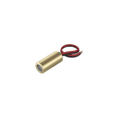 Picotronic PICO 70109382 - Kreuzlaser, rot, 45, 650 nm, 12 VDC, 9x20 mm, Klasse 1