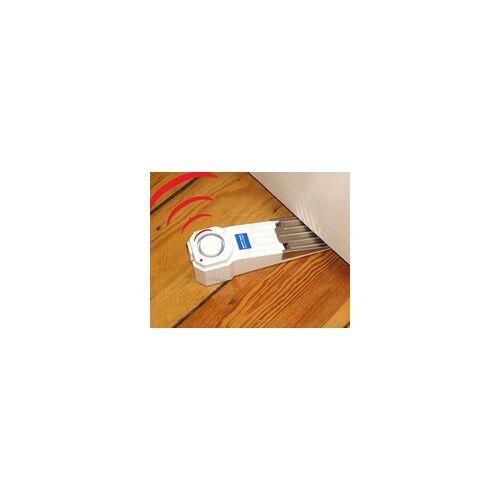 KH Security KH 100185 - Alarm-Türstopper, Türkeil, weiß