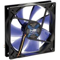 Noiseblocker NOISEBLOCK XL1 - Noiseblocker BlackSilent Fan XL1, 120 mm