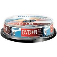 Philips PHI DR4S6B10F/00 - Philips DVD+R 4.7 GB, 16x Speed, Spindel 10