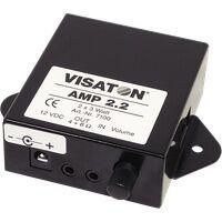 Visaton VIS AMP 2.2 - VISATON Stereo-Verstärker mit Pegelsteller