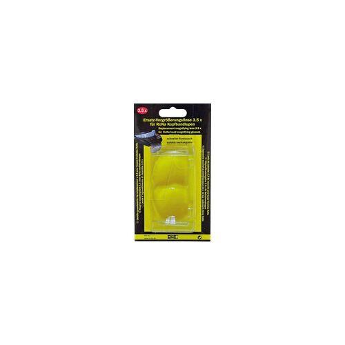 RONA 826807 - Ersatzlinse für Kopfbandlupe, 3,5-fach