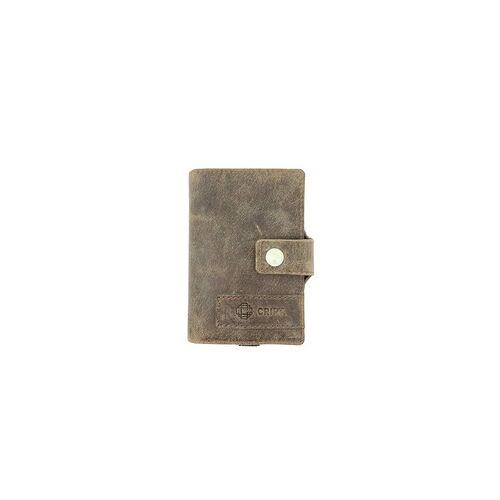 CRIPT RFID Kreditkartenetui 4.45 grey