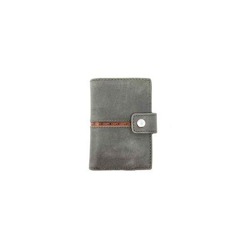 CRIPT RFID Kreditkartenetui 4.45 ace grey