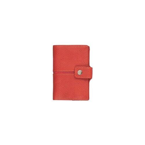 CRIPT RFID Kreditkartenetui 4.45 fire red