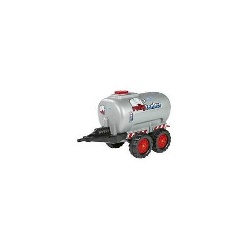 Rolly Toys rolly Tanker Tandemachser, silber (122127)