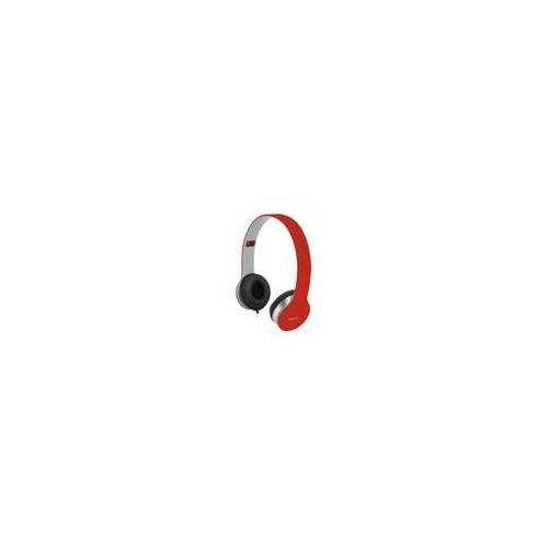 LogiLink HS0035 Headset Stereo rot (Headset)