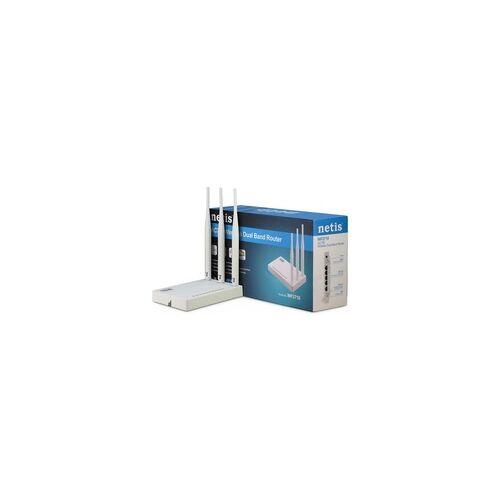 Inter-Tech Înter-Tech Netis WF2710 WiFi Router AC750 (Router)