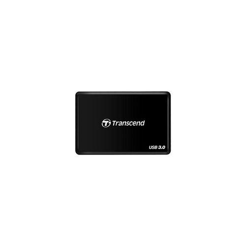 Transcend CFast 2.0 RDF2 Kartenleser USB3.0 schwarz (Kartenleser)