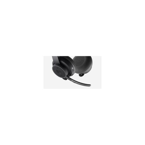 Logitech Zone Wireless MS - Headset - On-Ear