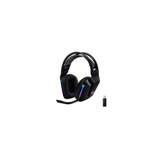 Logitech G733 LIGHTSPEED Kabelloses Gaming Headset schwarz