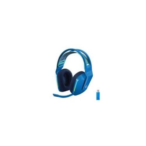 Logitech G733 LIGHTSPEED Kabelloses Gaming Headset blau