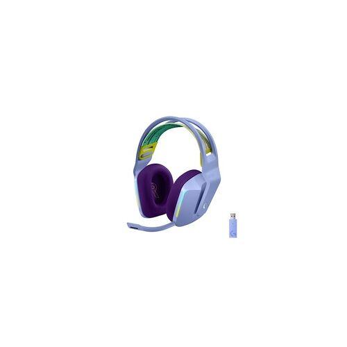 Logitech G733 LIGHTSPEED Kabelloses Gaming Headset lila