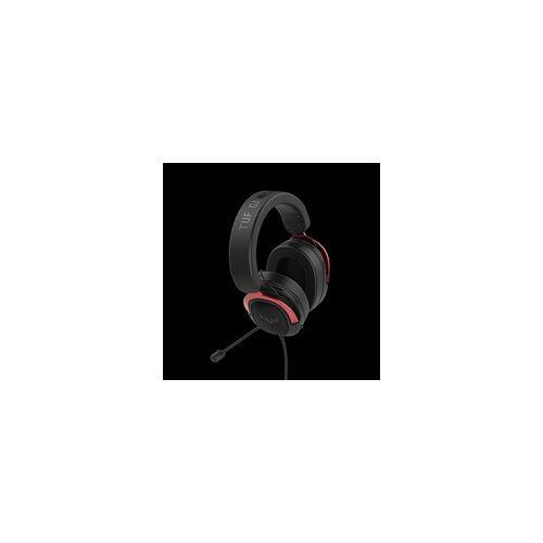Asus TUF H3 Kabelgebundenes Gaming Headset Rot