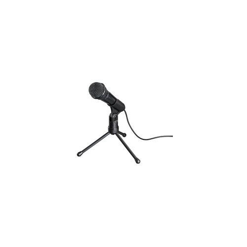 Hama MIC-P35 Allround Mikrofon für PC und Notebook 3,5mm Klinke
