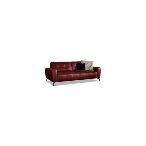 W. SCHILLIG Sofa groß 20580 W. Schillig ruby red
