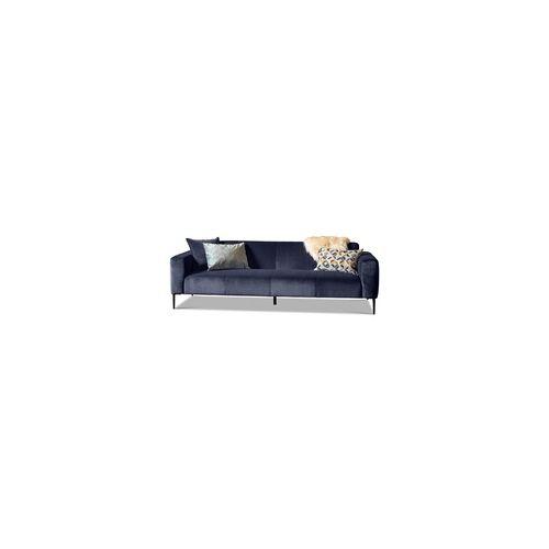 W. SCHILLIG Sofa groß 15360 W. Schillig navy