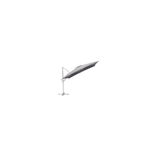Kettler Ampelschirm KETTLER Easy Turn(BHT 300x260x300 cm) KETTLER silber/anthrazit