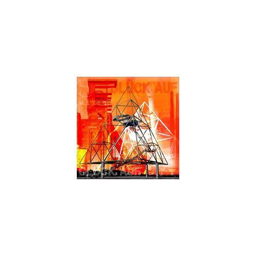 ART Alubild BOTTROP(LB 98x98 cm) Pro-Art