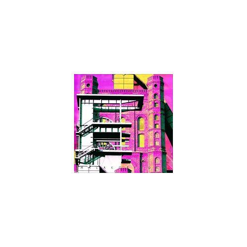 ART Alubild BOTTROP(LB 50x50 cm) Pro-Art
