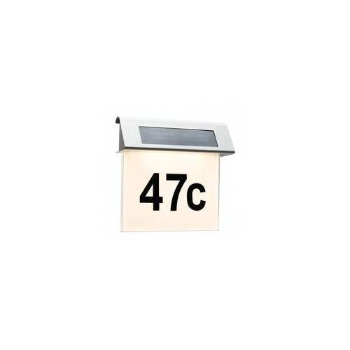 Outdoor-Hausnummer Solar