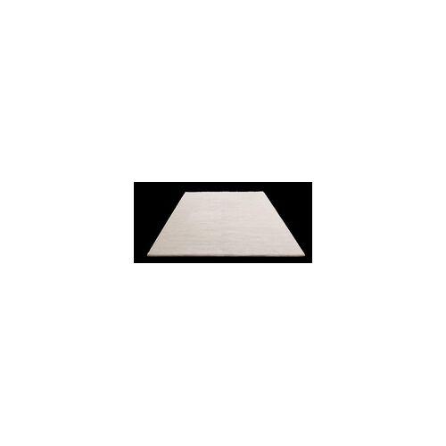 Teppich PLUSH rund creme(D 80 cm)