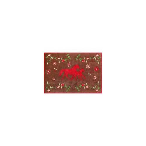 Teppich PFERDEFREUNDE 110 x 170 cm