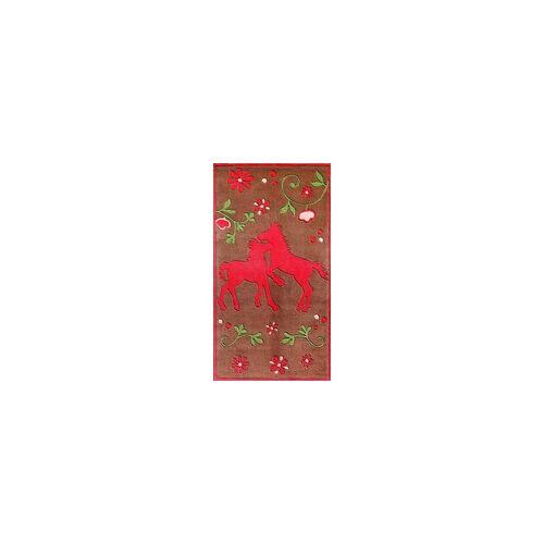 Teppich PFERDEFREUNDE(BL 80x150 cm) 110 x 170 cm