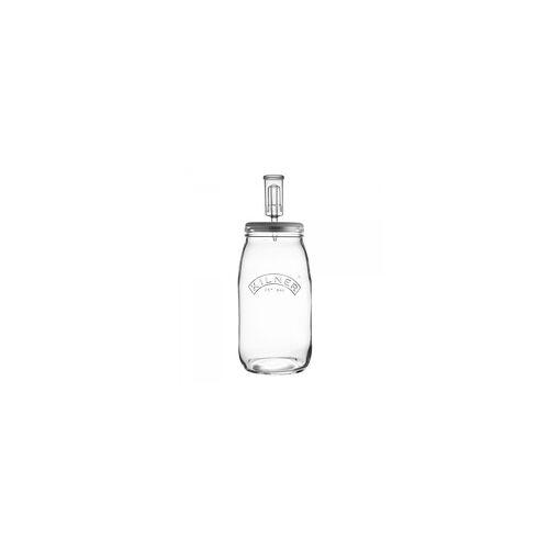 Kilner Fermentier-Set KILNER (LBH 17x17x32 cm) KILNER