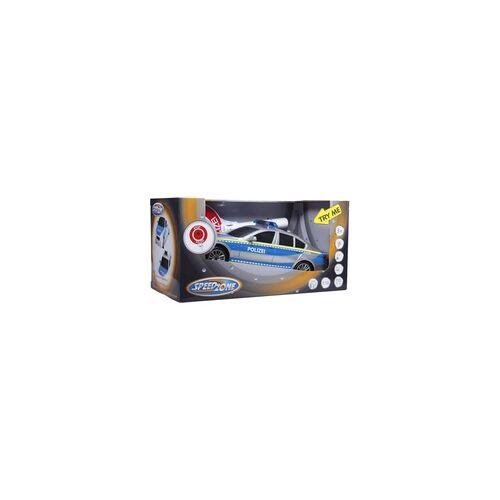 Zone SPEED ZONE Polizeiauto