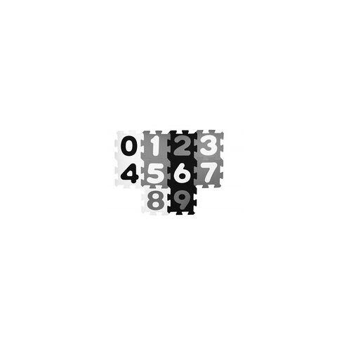 Puzzlematte ZAHLEN NORDIC(LB 30x30 cm)
