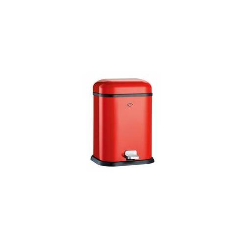 WESCO Abfalleimer SINGLE BOY rot 13l WESCO 132212-02 WESCO