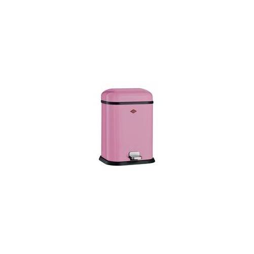 WESCO Abfalleimer SINGLE BOY pink 13l WESCO 132212-25 WESCO