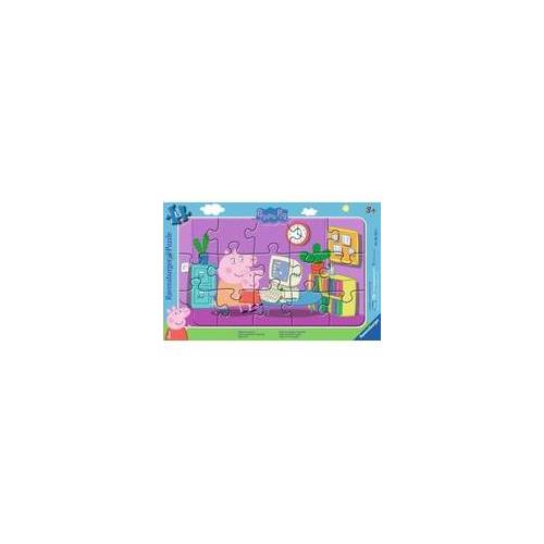 PEPPA PIG Puzzle am Computer