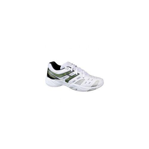 Babolat EU 38,5 / UK 5,5 - Tennisschuhe - Babolat - V-PRO IND KID - weiss grün