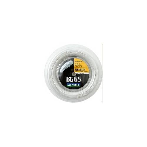 Yonex amber - Badmintonsaite - Yonex BG 65 - 200 m
