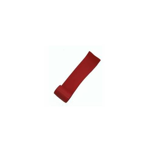 Bodenmarkierung, Markierungslinie rot 1,5m - 1 Stck