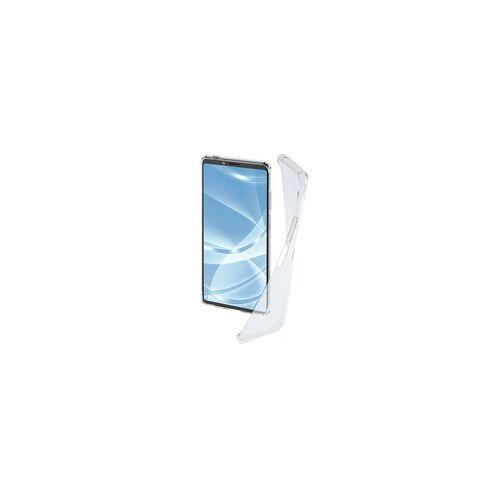 Hama Crystal Clear Cover Handyhülle für Sony Xperia 10 II (Transparent)