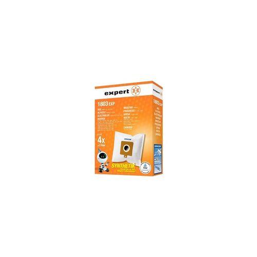 AEG 1803 EXP Staubsaugerbeutel 4 Beutel 2 Filter (Weiß)