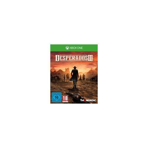 THQ Nordic Desperados 3 (Xbox One)