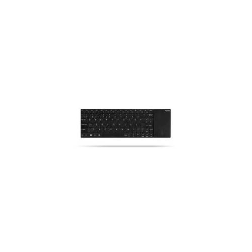 Rapoo E2710 Universal Tastatur (Schwarz, Edelstahl)