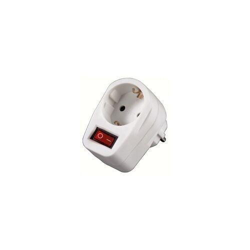 Hama 00047726 Steckdosenadapter schaltbar