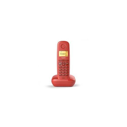 Siemens A270 DECT-Telefon (Rot)