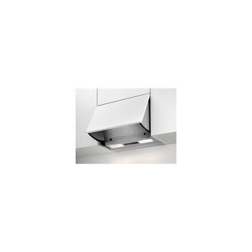 AEG DEB1621S Einbau-Dunstabzugshaube 60cm D 288m³/h 66dB Schiebeschalter (Grau) (Versandkostenfrei)