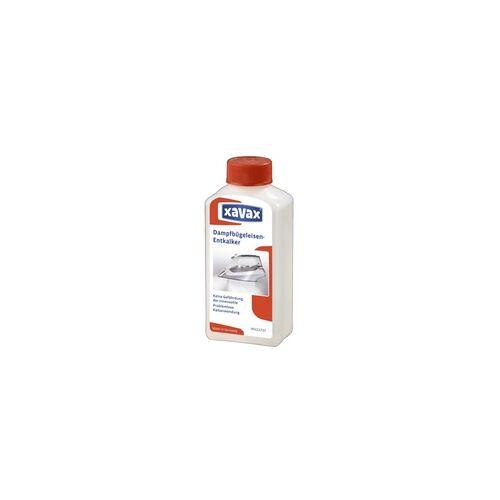 Xavax 00111727 Dampfbügeleisen-Entkalker 250ml (Weiß)